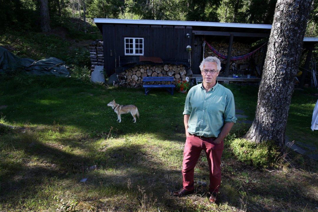 Rasmus Hansson på Muren