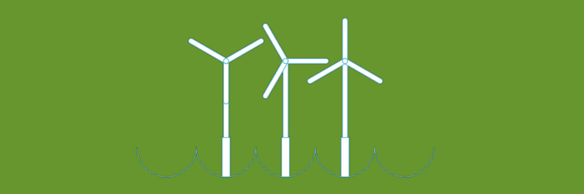 grafikk: vindmøller